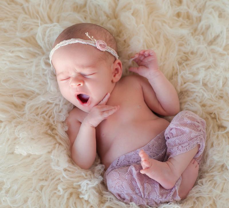 doula Scarsdale ny yawning baby