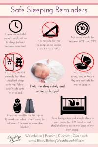safe sleep dutchess babies