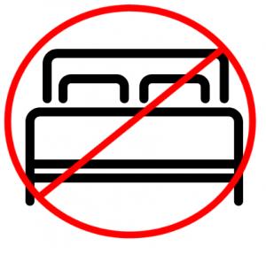 safe sleep no bed