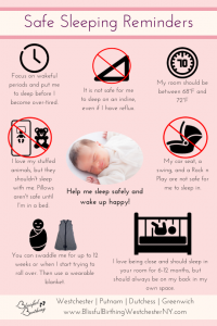 Safe Sleep Reminders