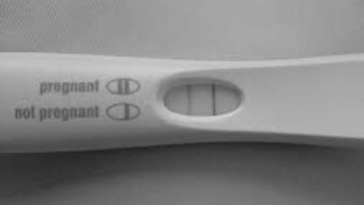 preparing yourself for conception positive pregnancy test